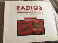 Radios - the golden age by Philip Collins book vintage