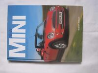 New Mini by Graham Robson (hardback book - second edition, 2005)