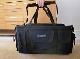 REDUCED PRICE: Black Tactical Jack Police Kit Bag in excellent condition