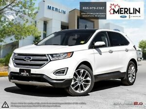2016 Ford Edge Titanium CERTIFIED PRE OWNED