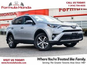 2016 Toyota RAV4 XLE | ONE OWNER | ACCIDENT FREE