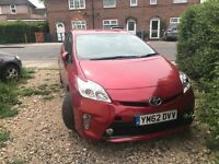 Toyota Prius (PCO READY) 62 plate low mileage !!