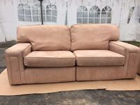 Sofa for Sale! 1 previous owner, hardly used and in great condition. £300 ono!! Free Delivery!