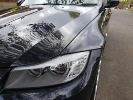 BMW 320D Black 2009