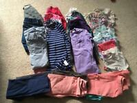 Girls clothes bundle age 4-5