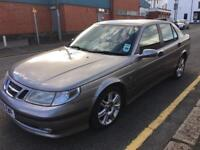 Saab 9-5 2.3 turbo automatic 55 reg £600 no offers12 moth MOT