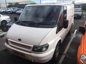 Ford transit low roof
