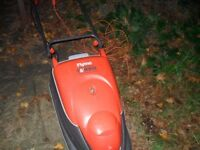 A working Flymo Turbo Compact 350 Vision Lawnmower