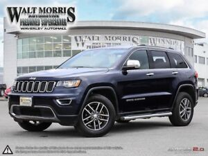 2017 Jeep Grand Cherokee LIMITED: ONE OWNER & ACCIDENT FREE