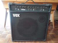 VOX Q SERIES GT100 VINTAGE ACOUSTIC GUITAR AMP - 100W