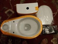 Toilet unit brand