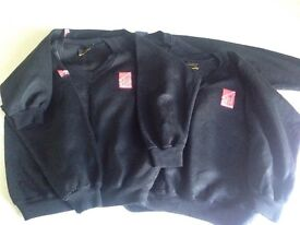 Hermitage Academy school uniform jumpers