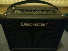 Blackstar IDCore 10 Guitar amp and USB Interface.