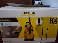 Karcher K4 Full control pressure washer jet wash