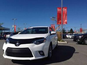 2014 Toyota Corolla LE - Super Clean Great Car Waiting for a New