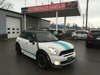 2012 MINI Cooper S Countryman s 4x4 cuir toit panoramique gps