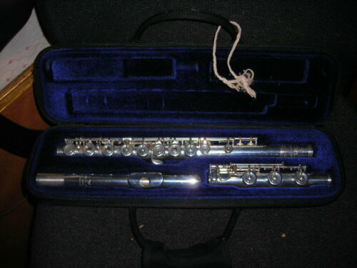 HOLIDAY SALE! STERLING SILVER VERNE. Q. POWELL SIGNATURE SERIES FLUTE $7000 NEW