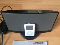 Bose sound dock with manual and remote