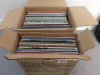 "134 Trance/House/Prog Vinyl, 12"" (incl. Art of Trance, Orbital, Sasha)"