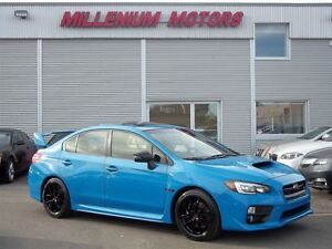 2016 Subaru WRX STi HIKARI EDITION / 6-SPEED / SUNROOF / MUST SE