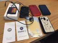 Motorola Moto G First Gen 8gb Unlocked £50