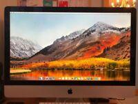 Apple iMac 27 5K (Late 2015) - 3.2GHz/2GB GPU/32GB/1TB HDD - AMAZING CONDITION!
