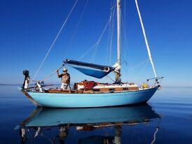 28ft Yacht - Twister 28 - A Modern Classic