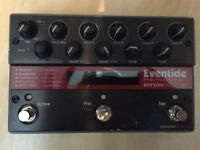 Eventide Pitch Factor Pedal