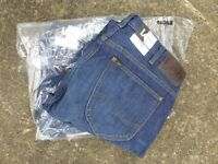 2 pairs of Mens 36L Lee Rydell Boot Cut Jeans