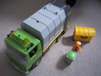 Playmobil City Service Refuse Collection lorry
