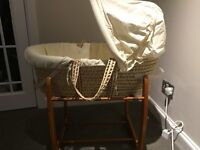Moses basket with stand - Mamas & Papas
