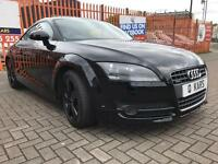 2008 (58) AUDI TT QUATTRO 2.0 TDI / 170bhp / RED LEATHER