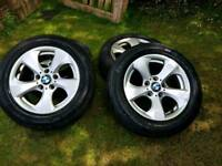 "bmw 16"" 2012 alloy wheels"