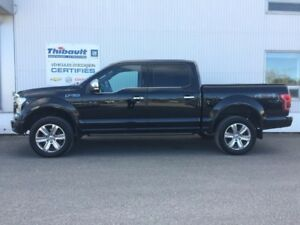 2016 Ford F-150 4WD SUPER CAB 145'' WB PLATINUM
