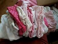 Newborn & 0-3months bundle for girls