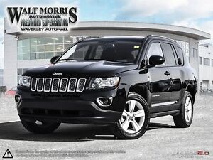 2016 Jeep Compass High Altitude - LEATHER, PWR SUNROOF