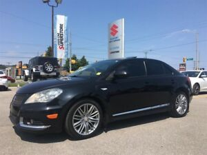 2013 Suzuki Kizashi All-Wheel Drive ~Nav ~P/Sunroof ~P/Heated Le