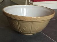cooking bowl traditional