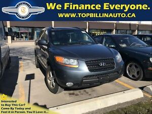 2008 Hyundai Santa Fe GL 3.3L 2 YEARS powertrain Warranty