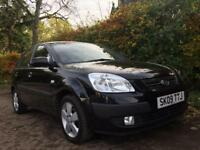 KIA RIO 1.4 **2009** MOT EXPIRES OCTOBER 2018** 1 OWNER FROM NEW**