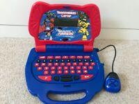 Transformers laptop