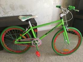 Boys Urban Culture Fixie bike