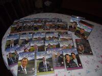 Midsomer Murders 41 DVDs - 1 pound each