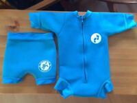 Baby Wetsuit & Neoprene Swim Nappy