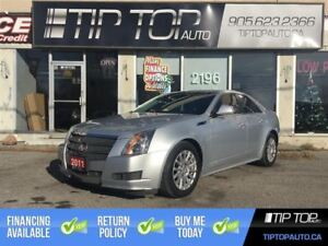 2011 Cadillac CTS Leather ** Pano Sunroof, Remote Start, Full Le