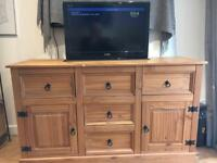 TV Cabinet (Remote hydraulic)