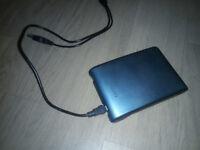Hitachi SimpleDrive Mini 500GB Portable Drive