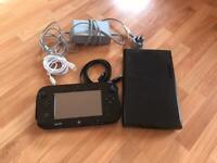 Nintendo Wii U Console 32GB - Black