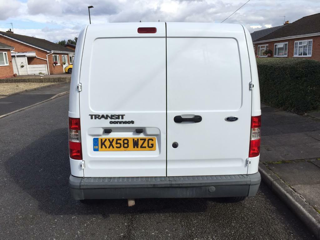 Ford transit 1 8 tddi connect t220 l90 2009 registered image 1 of 8