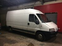 Diesel LWB HIGH TOP 2005 Citroen Relay ,drives well ,px options avaiable